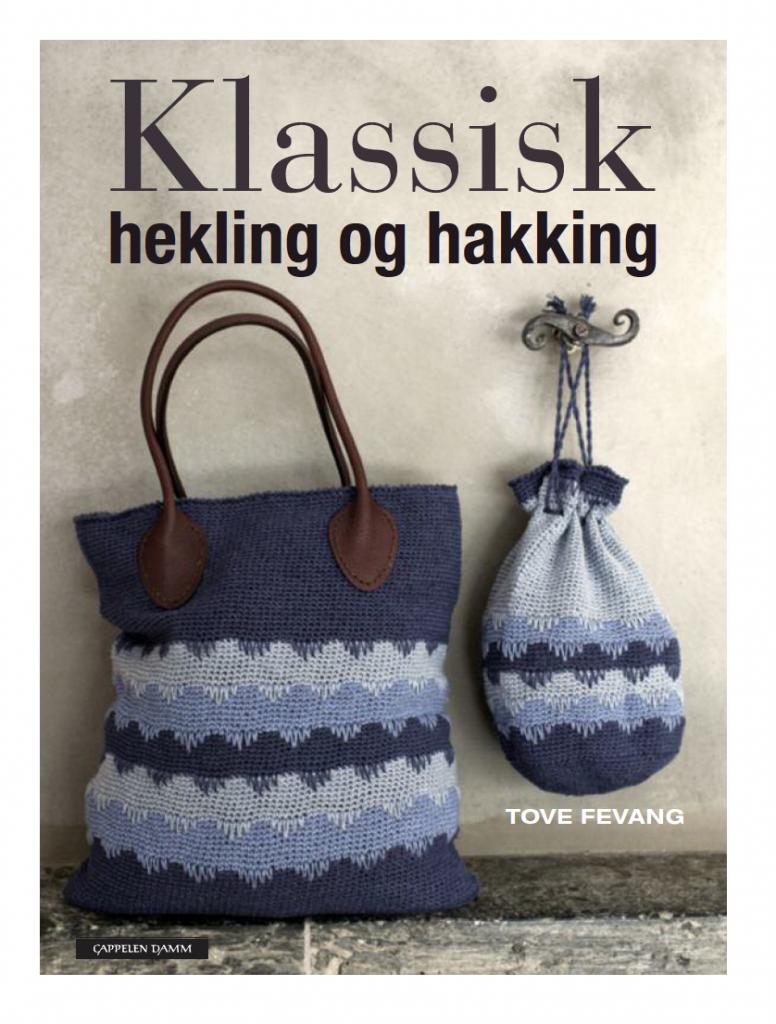 Ny bok, Klassisk hekling og hakking