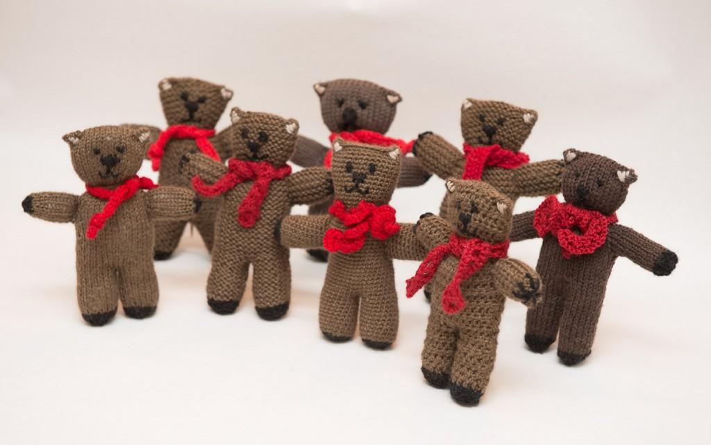 Julebamser til Amandaprosjektet