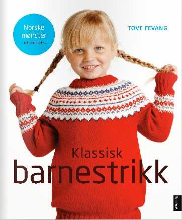 Ny bok Klassisk barnestrikk