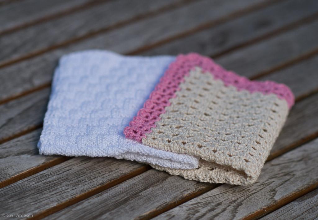 Sniktitt på kluter nr. 5 og i morgen er det igjen en ny strikke- og hekleoppskrift!