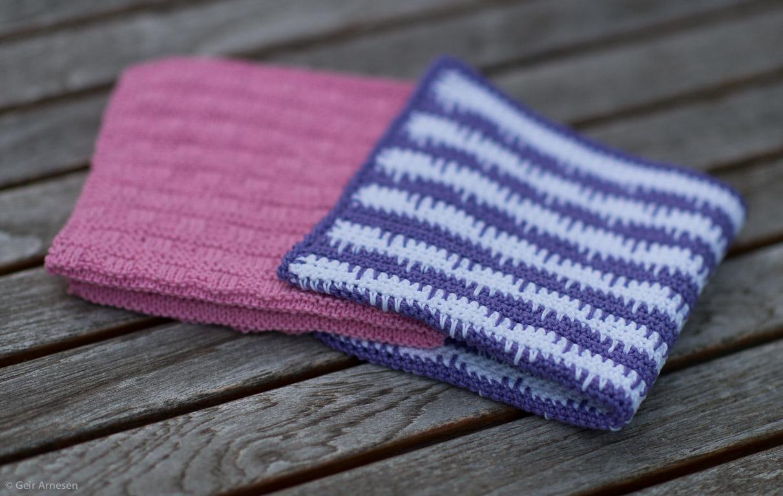 Er dere klare for klut nr. 3? I morgen kommer en ny strikke og hekle oppskrift!