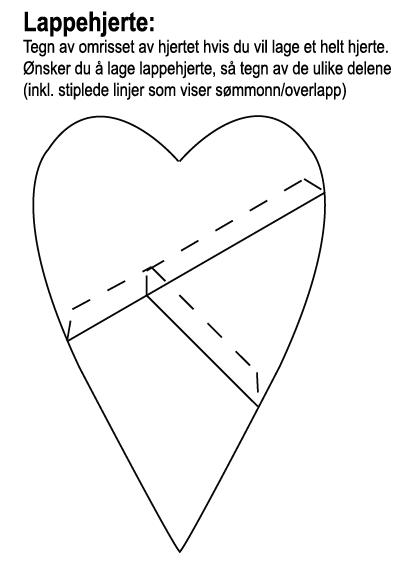 Mal hjerte