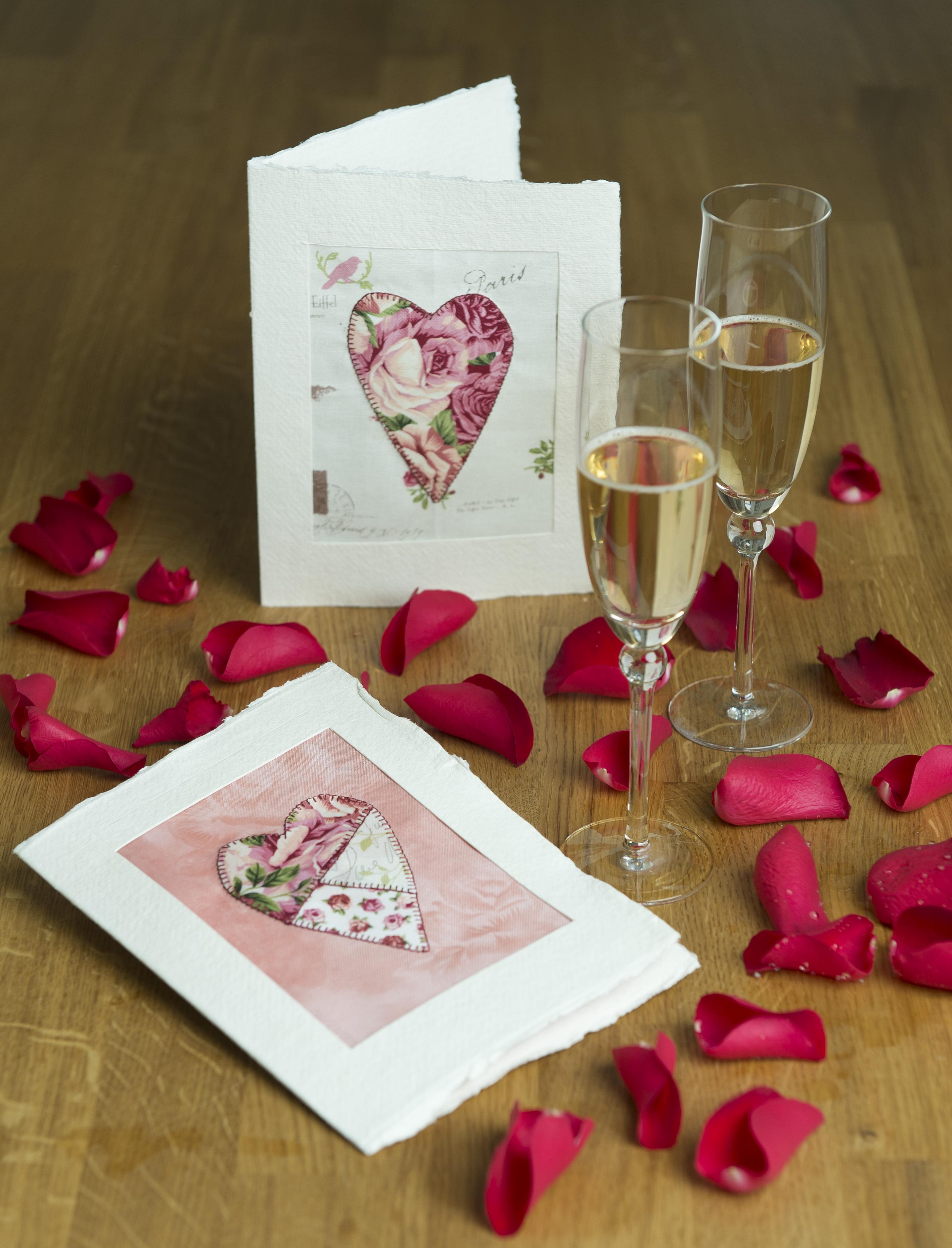 Valentinekort