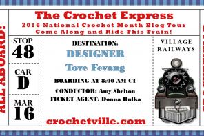 The Crochet Express National Crochet Month Blog Tour