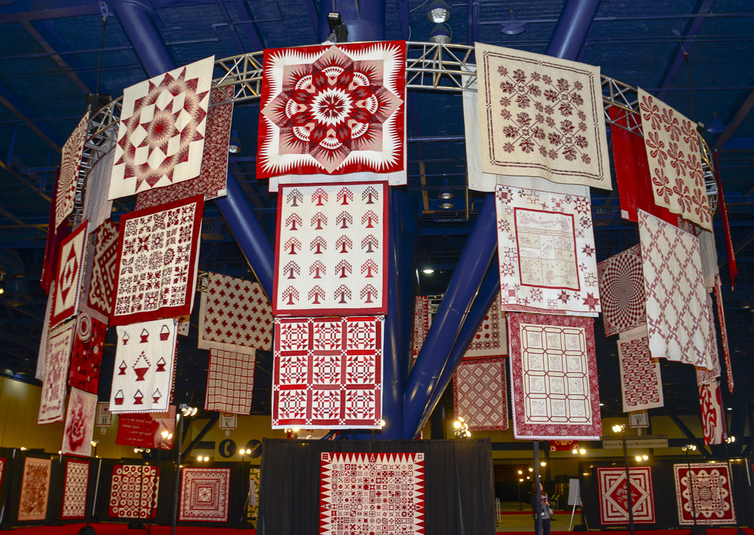 Quilt Market Houston 2014