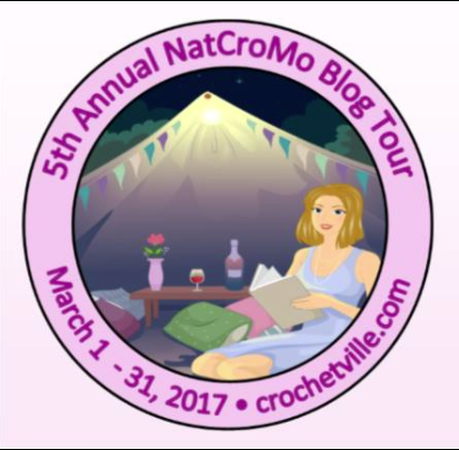 THE NATIONAL CROCHET MONTH BLOG TOUR 2017