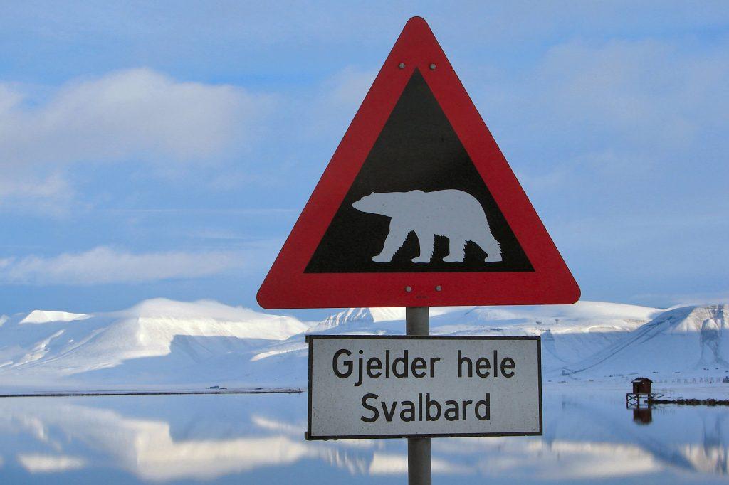 Svalbard i september 2019, vil du bli med?