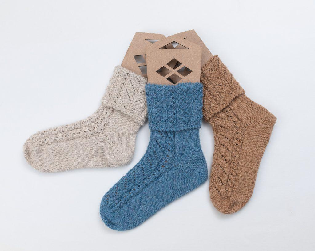 ANNETTE – sokkeoppskrift