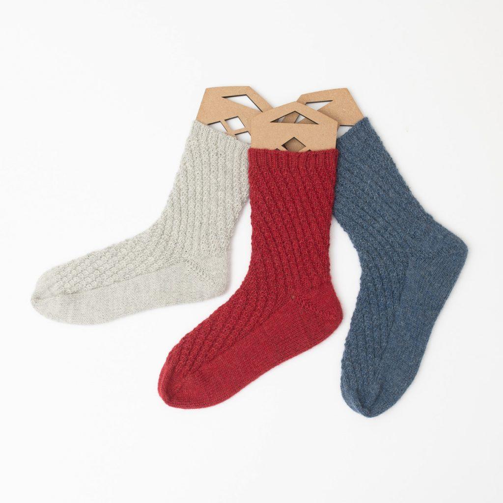 PETTER – herre sokkeoppskrift