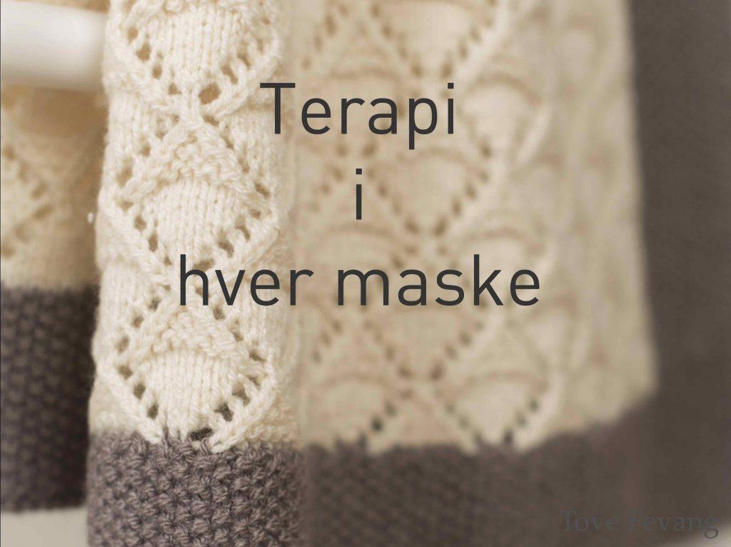 """Nettforedrag """"Terapi i hver maske"""" onsdag 17.2.2021"""